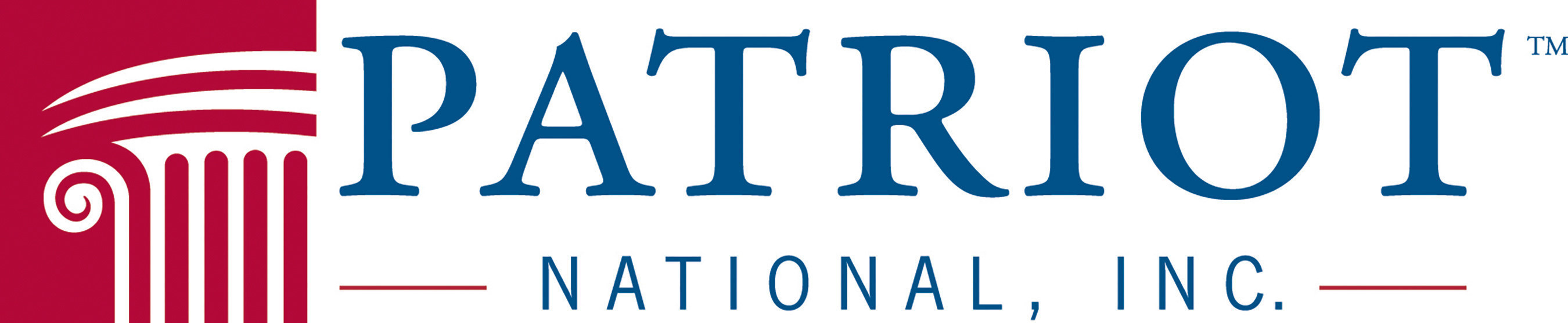 Patriot National, Inc. is an insurance service holding company founded by Fort Lauderdale based entrepreneur Steven Michael Mariano. Patriot National, Inc. is a leading provider of Workers' Compensation and Managed Care Services.