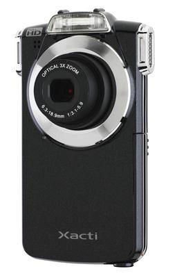 SANYO Introduces Pocket-Size Dual Camera