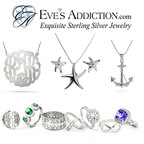 Sterling Silver Jewelry and Cubic Zirconia Jewelry from EvesAddiction.com offers Summer vacationers an affordable way to travel worry free style.  (PRNewsFoto/EvesAddiction.com)