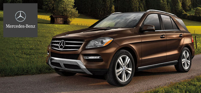 Find your perfect Mercedes-Benz SUV at Loeber Motors near Chicago today.  (PRNewsFoto/Loeber Motors)