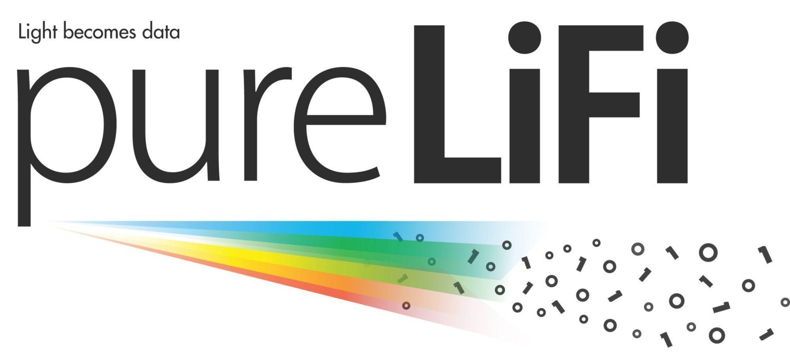 pureLiFi Logo (PRNewsFoto/pureLiFi)