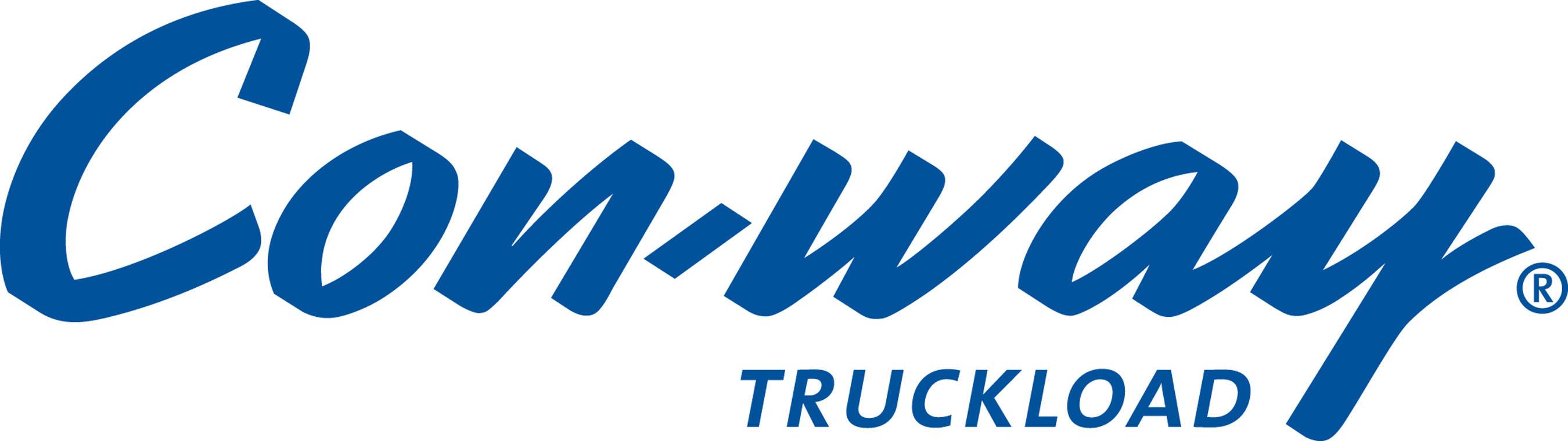 Con-way Truckload Logo.