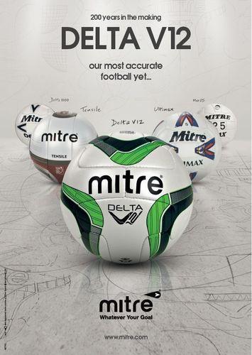 Mitre Sports International Announces New Partnership with AFF Suzuki Cup (PRNewsFoto/Mitre)