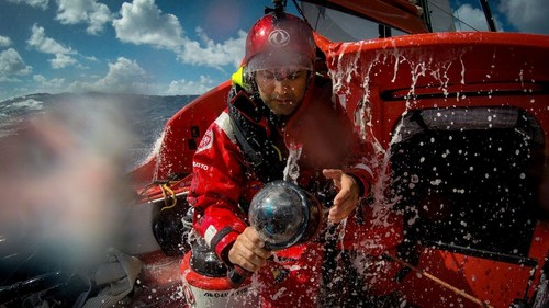 Wanted: Intrepid Reporters Chasing the Story of a Lifetime (PRNewsFoto/Volvo Ocean Race)