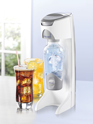 Primo Water Debuts Flavorstation™: Custom Beverage Maker Creates Fun, Healthy Sparkling Drinks at Home and On-the-go