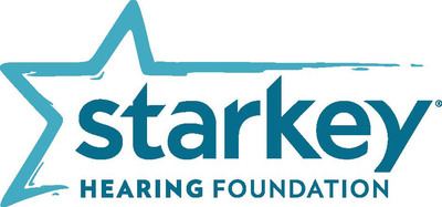 Starkey Hearing Foundation Logo.  (PRNewsFoto/Starkey Hearing Foundation)