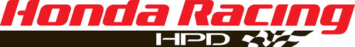 Honda Racing HPD Logo. (PRNewsFoto/Honda Performance Development, Inc.) (PRNewsFoto/HONDA PERFORMANCE ...