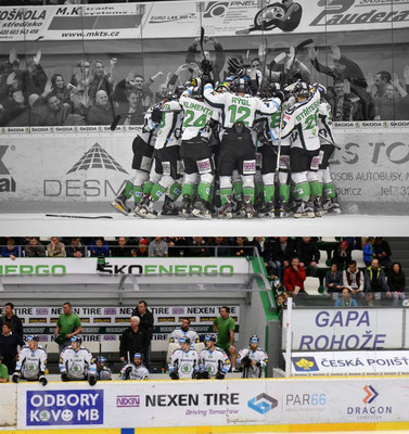 Nexen Tire Officially Sponsors Ice Hockey Team, BK Mlada Boleslav of the Czech Extraliga; Finished the Season with the Best Record in Club History