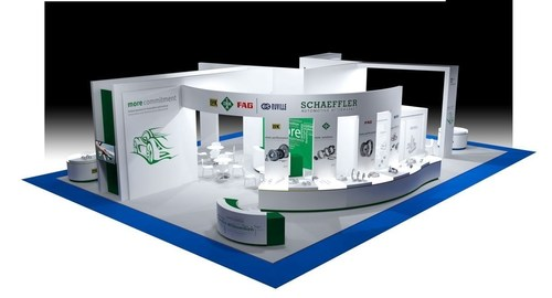 """expect more"" is Schaeffler Middle East's motto for the 2016 Automechanika. For the second time in ..."