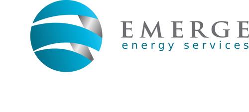 Emerge Energy Services Logo.  (PRNewsFoto/Emerge Energy Services LP)
