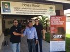 Global Road Technology Brazil Marketing Director Marco Rocha (PRNewsFoto/Global Road Technology)