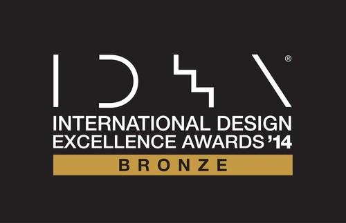 Ames wins international design excellence award for brand for International decor brands