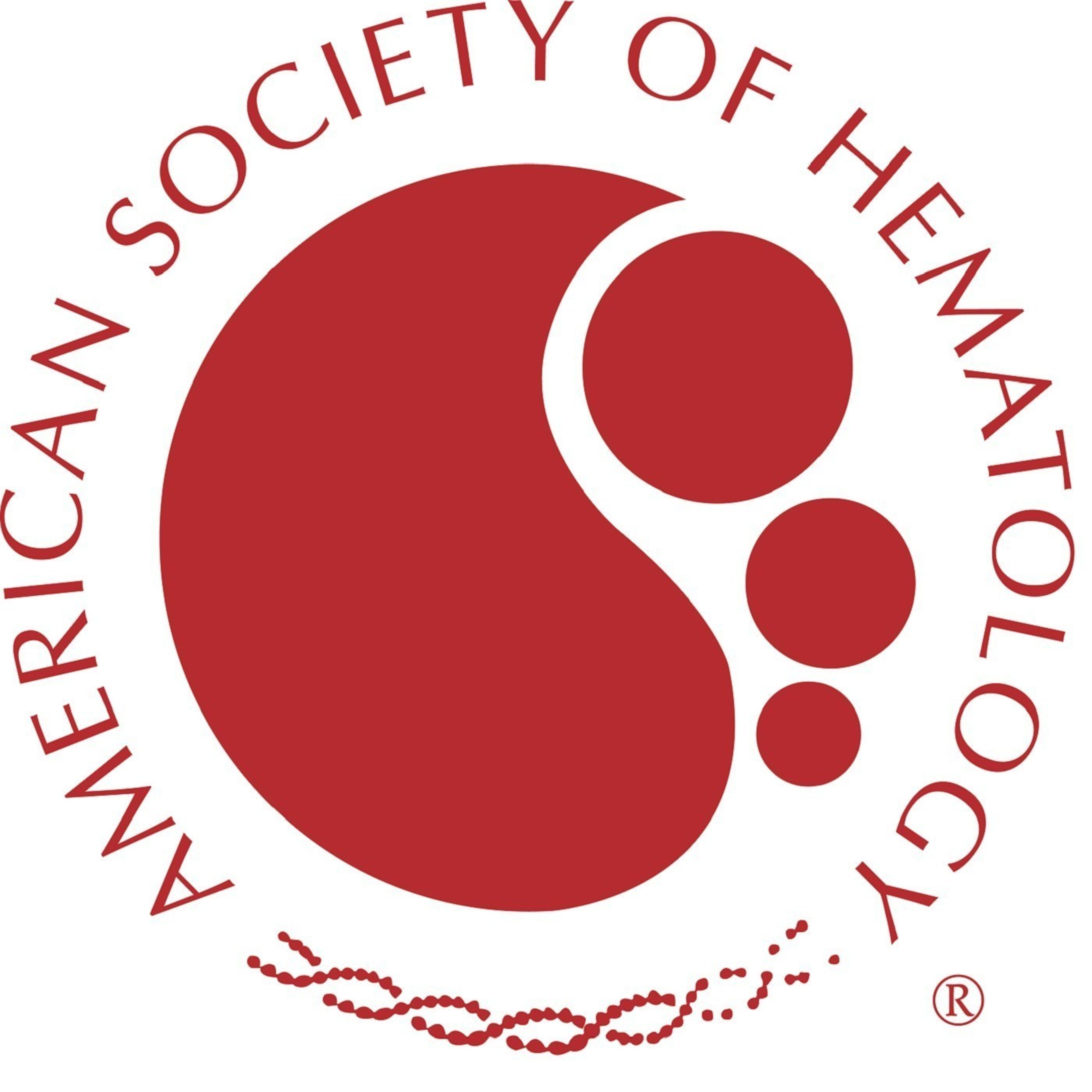 American Society of Hematology logo.