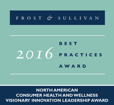Frost & Sullivan recognizes Amino with the 2016 North American Visionary Innovation Leadership Award.