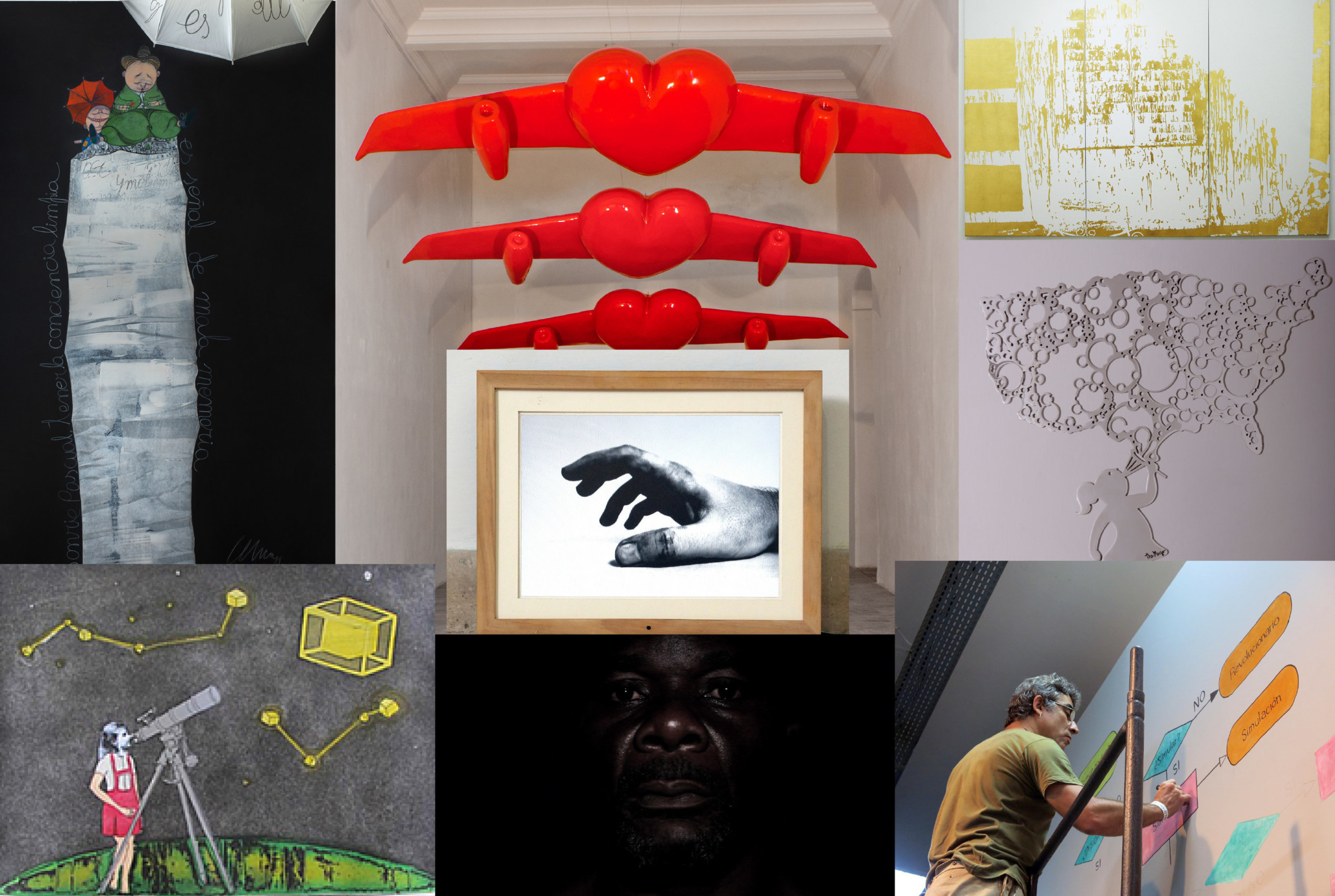 Cuban contemporary art exhibition and lecture series opens March 4th in Tampa Florida.  The exhibition, ...