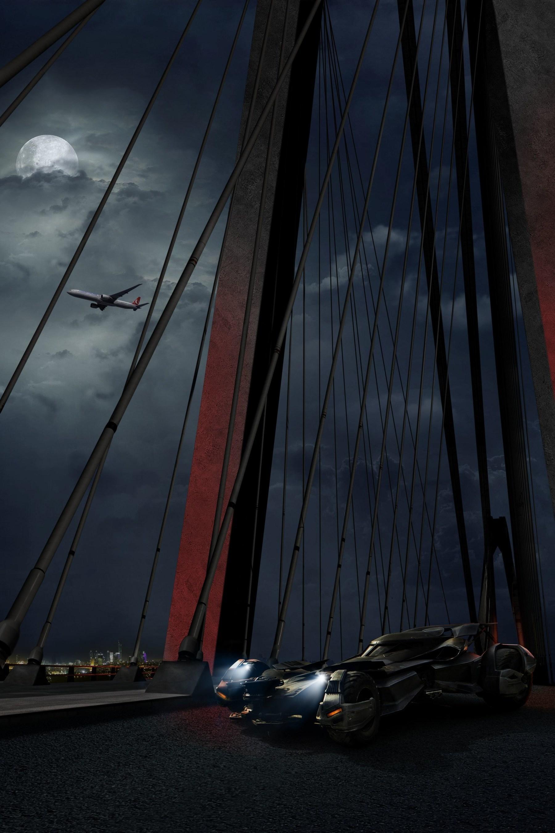 Batmobile Cross-Continental Ride 2 (PRNewsFoto/Turkish Airlines)