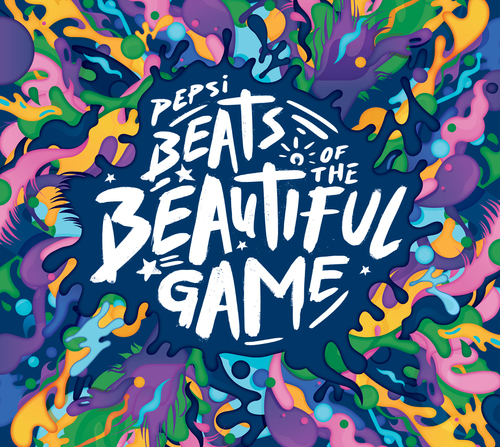 Pepsi(R) Beats of the Beautiful Game: New visual album celebrates the international sights and sounds of football. (PRNewsFoto/PepsiCo)
