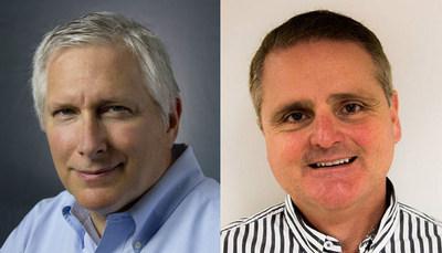 Dan Offner, Advisor of the board; Brian Waddle, Global President of Sales & Marketing
