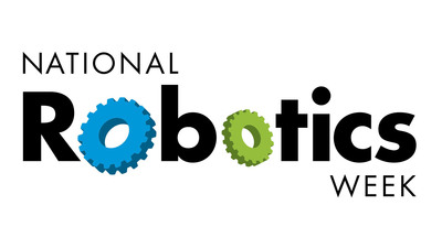 The fifth annual National Robotics Week is being held April 5 - 13. National Robotics Week brings together students, educators and influencers who share a passion for robots and technology. (PRNewsFoto/National Robotics Week) (PRNewsFoto/NATIONAL ROBOTICS WEEK)