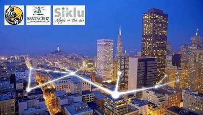 Siklu - Speedily and affordably bringing Gigabit to every home and MDU with reliable, interference-free wireless connectivity. (PRNewsFoto/Siklu Communications)