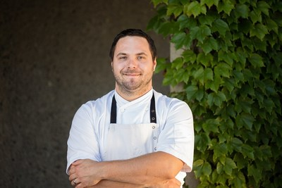 J Vineyards & Winery Executive Chef Carl Shelton