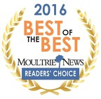 C&C Myers Heating & A/C was recently awarded the 2016 Best of the Best Moultrie News Readers' Choice Award for Best Heating and Air Service and voted runner up in the Best Place to Work category.