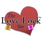 The Love Lock Site Logo (PRNewsFoto/The Love Lock Site)