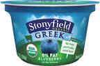 Stonyfield Organic.  (PRNewsFoto/Stonyfield Farm)