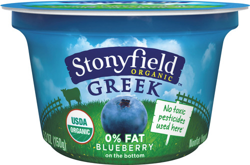 Stonyfield Organic. (PRNewsFoto/Stonyfield Farm) (PRNewsFoto/STONYFIELD FARM)