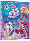 FROM UNIVERSAL PICTURES HOME ENTERTAINMENT: BARBIE(TM) STARLIGHT ADVENTURE