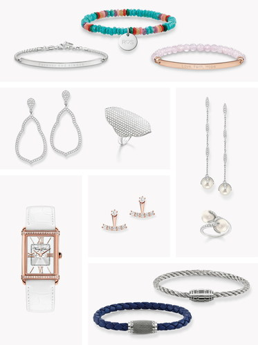 THOMAS SABO Sterling Silver and Watches autumn/winter 2015: The international jewellery and watches company ...