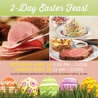 Celebrate Easter with Ryan's, HomeTown Buffet and Old Country Buffet as they serve up family favorites all weekend long.  (PRNewsFoto/Ovation Brands)