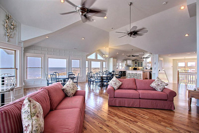 "Wyndham Vacation Rental's ""Heaven's Gate""  rental in Hatteras Island, North Carolina."