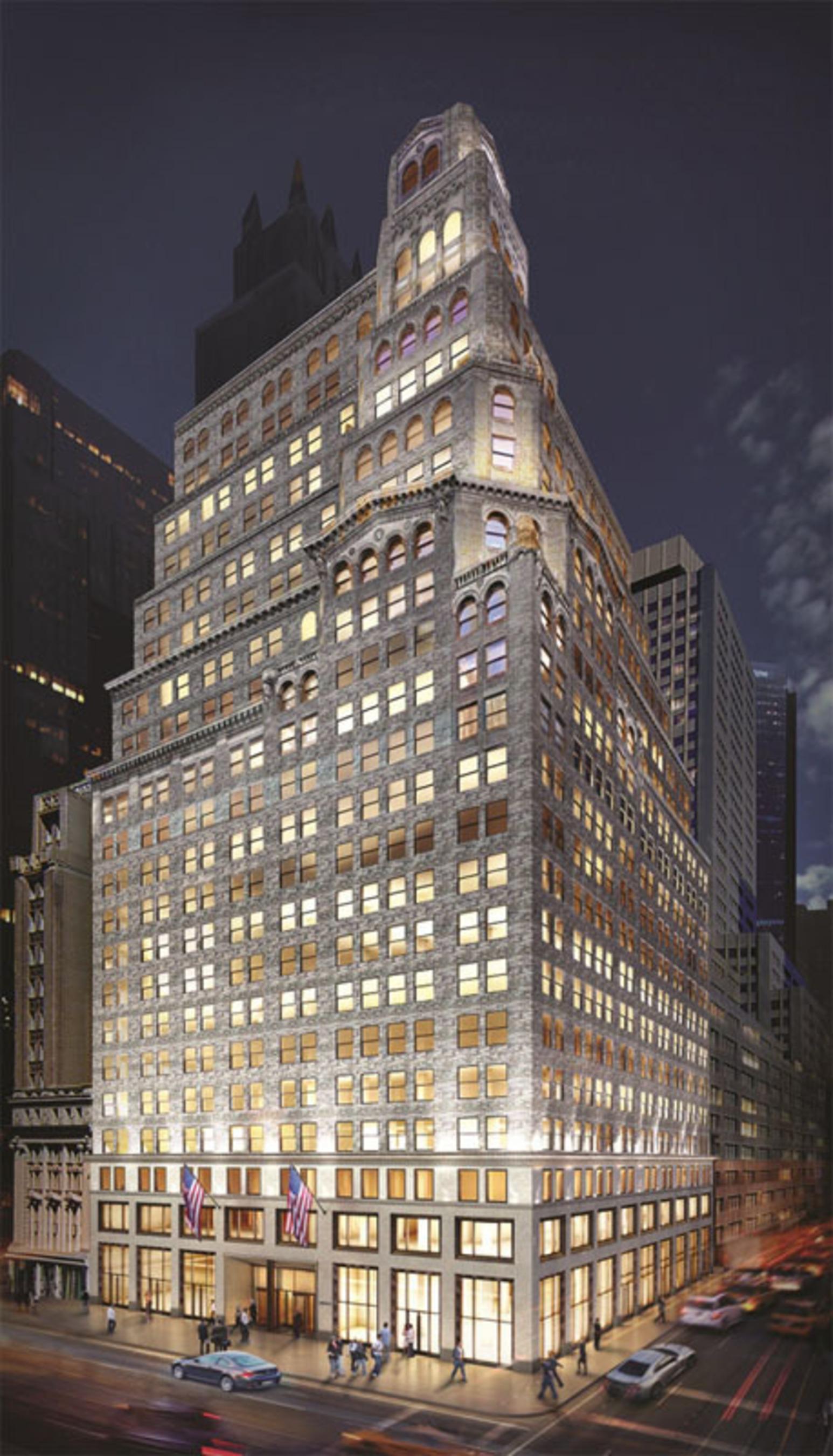 285 Madison Avenue.  (PRNewsFoto/RFR Realty LLC)