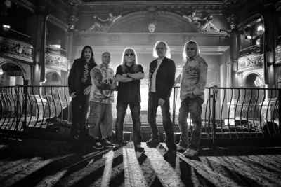 "Uriah Heep return with a dynamic new album, OUTSIDER. Available on Frontiers Records, June 10th.  The first single, ""One Minute,"" is available now. (PRNewsFoto/Uriah Heep)"