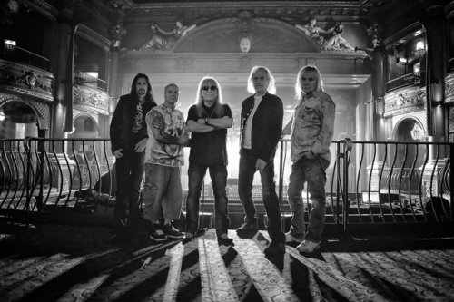 Uriah Heep return with a dynamic new album, OUTSIDER. Available on Frontiers Records, June 10th.  The first ...