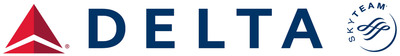 Delta SkyTeam logo.  (PRNewsFoto/Delta Air Lines)