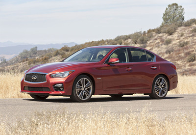 """Infiniti Q50's Direct Adaptive Steering™ Selected as a Popular Science """"2013 Best of What's New"""" Grand Award Winner"""