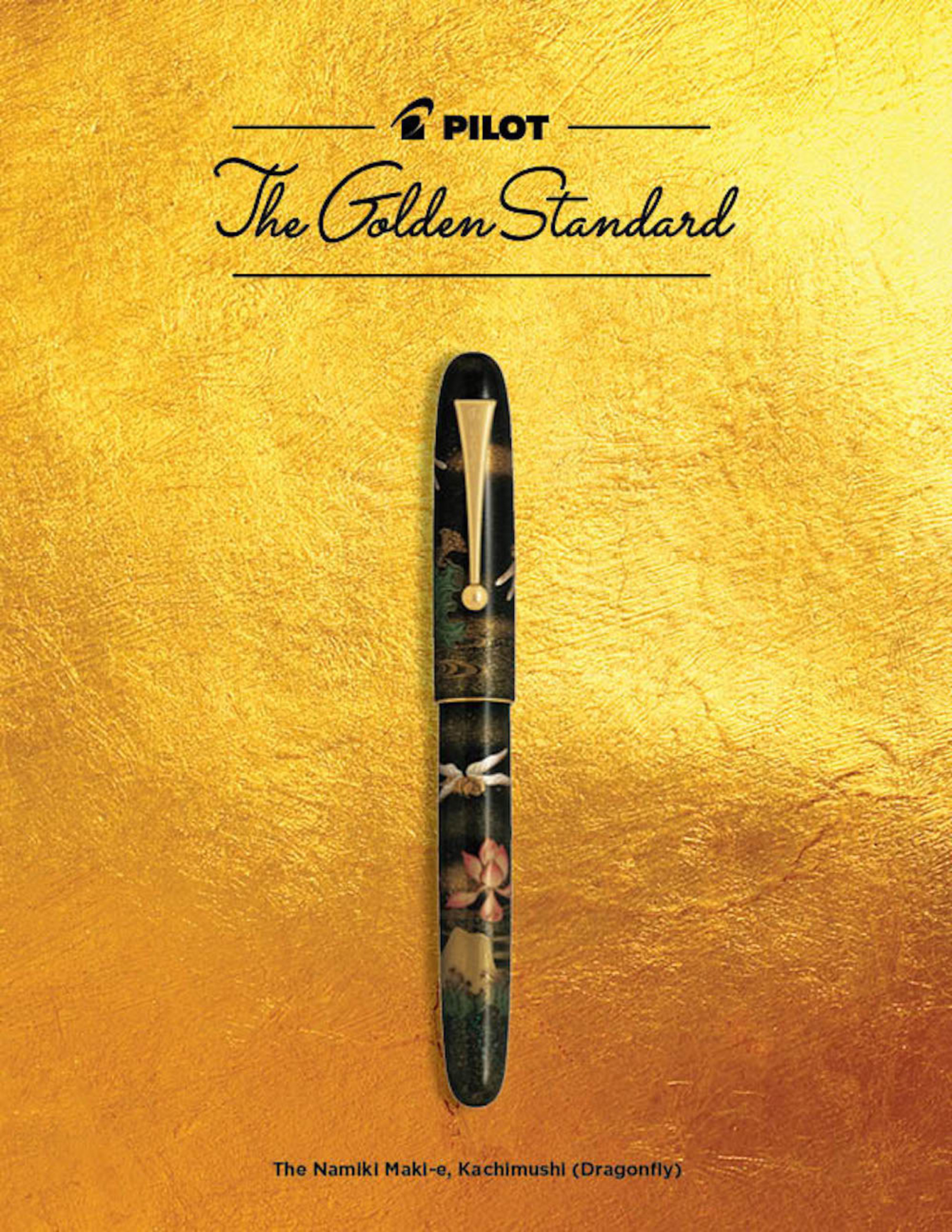 """Pilot Pen Celebrates """"The Gold Standard"""" in Writing Instruments During 2016 Golden Globes"""