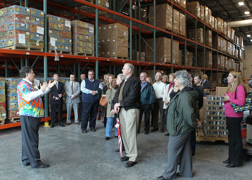 Northern Illinois Food Bank Opens Community Nutrition and Food Distribution Center