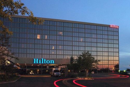 Hilton Hotel in Kansas City.  (PRNewsFoto/Laurus Corporation)