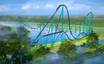SeaWorld's Mako will be the tallest, fastest and longest roller coaster in Orlando when it opens June 10.