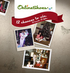 Celebrate the Holidays with the 12 Days of Giving Contest at OnlineShoes.com
