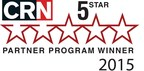 Ruckus Wireless BiG DOGs Partner Program - a 2015 CRN 5-Star Partner Program Winner
