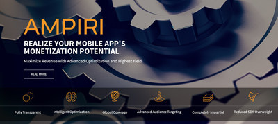 Introducing Ampiri (by glispa), A New Mediation Platform for App Developers to Maximize Revenue Potential