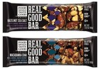 Food Should Taste Good launches new Real Good Bars, the brand's first snack bar that offers unique, chef-inspired flavors in the on-the-go convenience of a gluten free bar. Available nationwide in two sophisticated flavors, Hazelnut Sea Salt and Macadamia Chai, Real Good Bars are inspired by global cuisine and feature a delicious, indulgent blend of nuts, seeds and spices dipped in Fair Trade Cocoa.