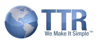TTR - We Make It Simple.  (PRNewsFoto/TTR (TRANSACTION TAX RESOURCES))