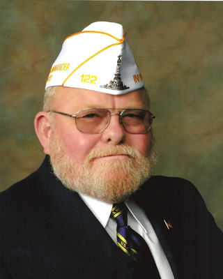 Richard A. Jewell was elected Commander of the 100,000 member Indiana American Legion on Saturday, July 14, 2012. He will serve until July 2013.  (PRNewsFoto/American Legion Department of Indiana)