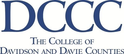The College of Davidson and Davie Counties Logo