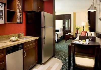 Explore America's Finest City like a local and be treated like royalty with  an exclusive deal from the Residence Inn San Diego Downtown/Gaslamp Quarter. The downtown San Diego hotel's Explore San Diego Like a Local Package includes deluxe overnight suite accommodations starting from $174 per night, two adult tickets for the Old Town Trolley Tour, a San Diego souvenir gift, free hot breakfast buffet and complimentary high-speed Internet access. For information, visit www.marriott.com/SANRG or call 1-619-487-1200. (PRNewsFoto/Residence Inn San Diego Downtown)